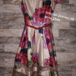 Продам платье, размер - 48 длина миди, Новосибирск