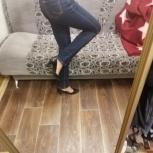 Женские джинсы. Новые!!!, Новосибирск