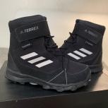 Продам зимние ботинки Adidas р-р 32, Новосибирск