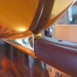 Солидный настенный светильник-чаша  Италия, Новосибирск