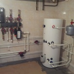 Ремонт под ключ. Монтаж отопления, сантехника, электрика, Новосибирск