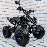 Детский квадроцикл ATV-BOT RAPTOR 125 черный/синий, Новосибирск