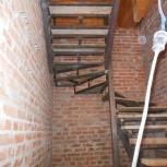 Изготовление лестниц (каркас с монтажом), Новосибирск