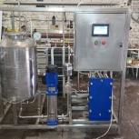 Ультрапастеризатор (стерилизатор) молока, Новосибирск