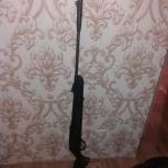 Пневматическая винтовка, Новосибирск