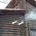 Газификация дома, дачи за один день, Новосибирск