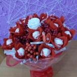 Букеты из конфет, Новосибирск