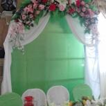 свадебная арка, Новосибирск