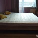 Комплект спальни (шкаф +два комода+кровать+матрас), Новосибирск