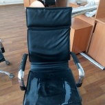 Продам офисные кресла б/у, Новосибирск