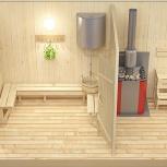 Готовая баня под ключ с гарантией и установкой недорого, Новосибирск