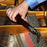 Настройка, ремонт и выбор пианино(фортепиано). Бесплатные консультации, Новосибирск