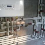 Отопление, водоснабжение, канализация, Новосибирск