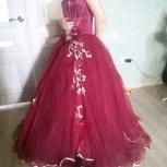 Продам б/у нарядное платье, Новосибирск