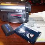Видеокамера Sony handycam DCR-TRV270E, Новосибирск