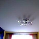 Натяжные потолки 1+1=3 : за 2 потолка платите, третий в подарок, Новосибирск