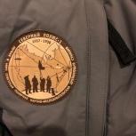 Куртка Bask: THL Antarctic (темно-серый) - новая, Новосибирск