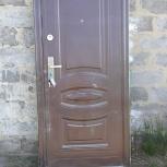Дверь утепленная, левый берег, Новосибирск