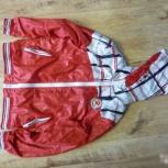Ветровка, легкая куртка для подростка, Новосибирск