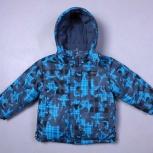 Новая зимняя куртка, 110-120 см, Новосибирск