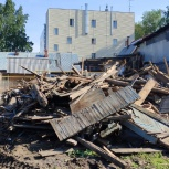 Даром отдам дрова, Новосибирск