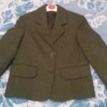 Пиджак новый мальчику рост 116-122, Новосибирск