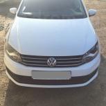 Аренда авто Volkswagen Polo 2016 год от 1200, Новосибирск