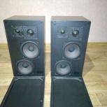Продам колонки TSM puris 92 105 watt, Новосибирск