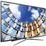 Новый 32'' (81см) samsung ue32m5500 edge led smart wi-fi 50hz fhd, Новосибирск