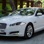 Jaguar XF Premium Luxury, Новосибирск