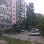 Окраска фасада для ук и нетолько, Новосибирск