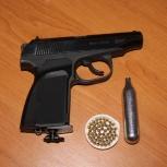 Продам пистолет пневматический MP-654K Cal.4.5mm, Новосибирск