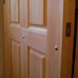 Двери входные деревянные, толстые от 40 до 70 мм,для дачи и бани,дома, Новосибирск