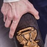 Кожаные портмоне, кошельки, браслеты, ремни, Новосибирск