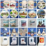 Сувениры с изображениями Новосибирска, Новосибирск