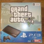 Sony PlayStation 3 + GTA 5, Новосибирск