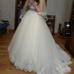 Свадебное платье 44-46, Новосибирск