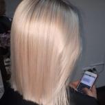 Любые виды окрашивания волос, Новосибирск