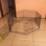 Вольер для животных, Новосибирск