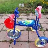 Велосипед детский трехколесный, Новосибирск