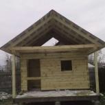 строим каркасные дома, бани, хозблоки, Новосибирск