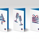 Дизайн открыток, плакатов, дипломов, Новосибирск