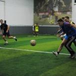 Игры в футбол в Новосибирске, Новосибирск
