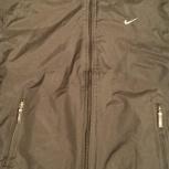Мужская фирменная демисезонная куртка nike, Новосибирск