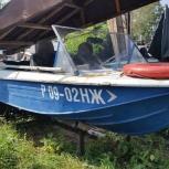Продам лодку моторную Ока 4, Новосибирск