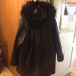 Продам куртку женскую из натуральной кожи,р-р 54-56, Новосибирск