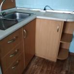 Продам кухонный гарнитур б/у., Новосибирск
