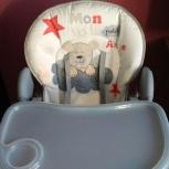 Продам детский стульчик для кормления, Новосибирск