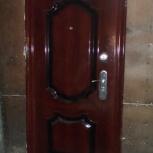 Продам металлическую дверь входную в Академгородке, Новосибирск