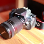 Продам зеркальный фотоаппарат Canon 600D kit 18 - 135, Новосибирск